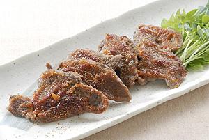 羊肉の味噌焼き
