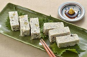 れんこん豆腐